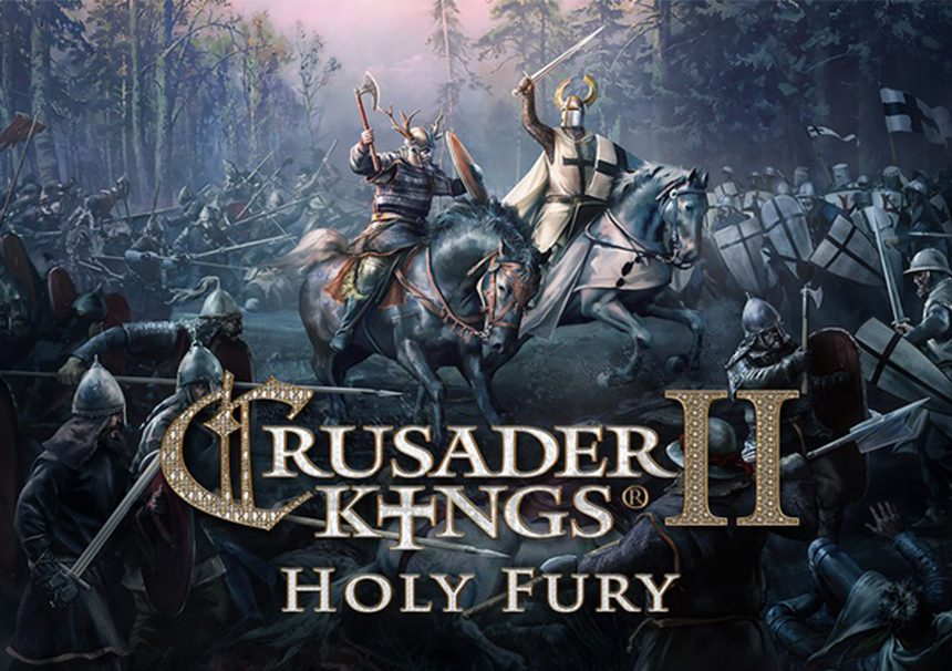 Crusader Kings 2 Holy Fury Expansion Lets Players Rule As The Animal Kingdom
