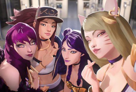 League of Legends K-Pop Band K/DA Tops Billboard Music Charts