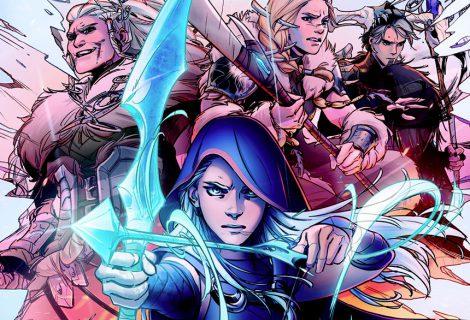 Marvel prepares to publish League of Legends comics