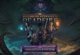 Pillars of Eternity II DLC The Forgotten Sanctum dated for December