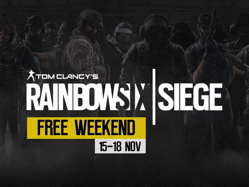 5 Reasons to Try Out Tom Clancy's Rainbow Six Siege this weekend