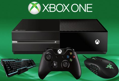Update brings mouse and keyboard support to Xbox One