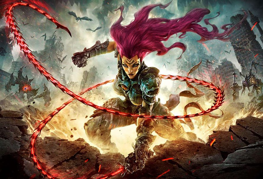 Darksiders III – the story so far