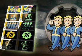 Bethesda issues limited edition Fallout 76 stamps