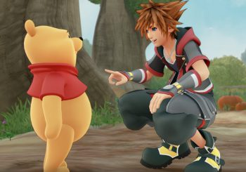 Kingdom Hearts 3 XO18 Trailer Reveals Winnie the Pooh and Friends