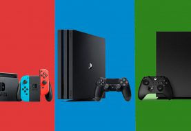 Switch, PS4 and Xbox One all pass 1 million US sales in November