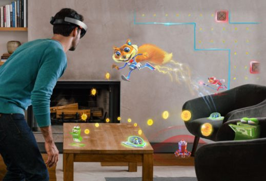 Microsoft HoloLens wins US Army contract