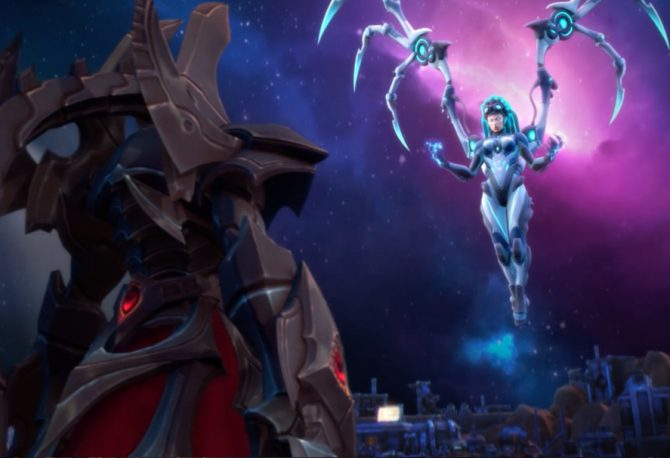 Blizzard shrinks Heroes of the Storm team, cancels esports events
