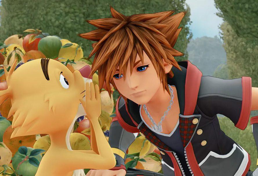 Tetsuya Nomura Responds To Kingdom Hearts III Leaks