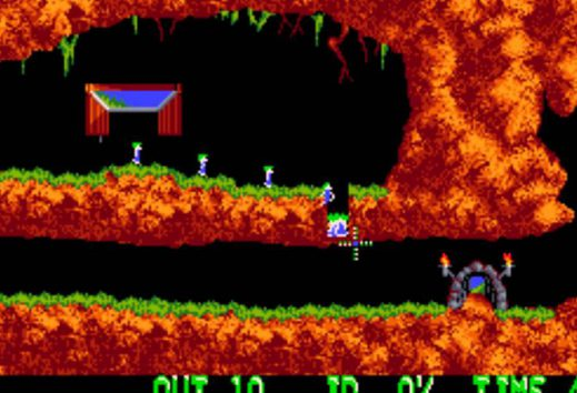 Lemmings returns on Android and iOS