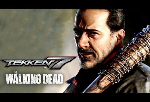 Namco Reveals First Gameplay Of The Walking Dead's Negan In Tekken 7