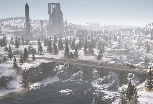 PUBG Snow Map Vikendi Goes Live On Public Servers