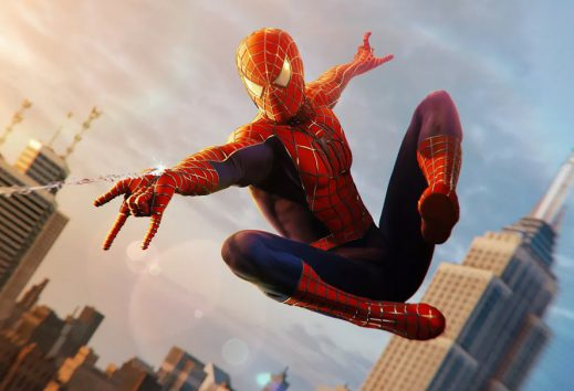 Insomniac Adds Sam Raimi Suit To Spider-Man