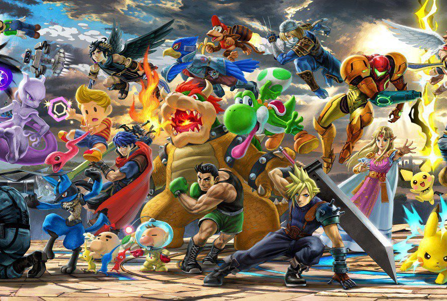 Super Smash Bros Ultimate becomes fastest-selling Switch game in UK