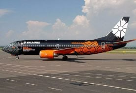 Belarus national airline unveils World of Tanks-branded plane