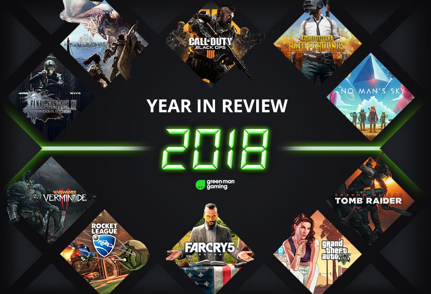 Green Man Gaming's Year in Review – 2018