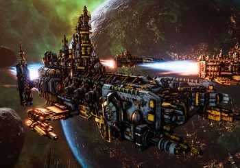 Battlefleet Gothic: Armada gets launch trailer, DLC roadmap