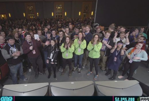 News Speedrun Charity Event Awesome Games Done Quick Raises $2.39 Million
