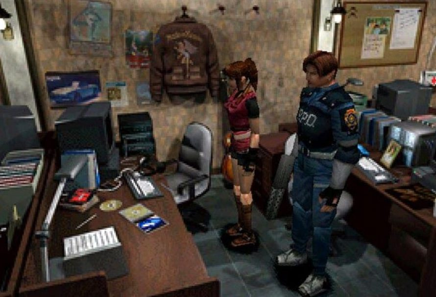 Resident Evil 2 Remake Will Receive PS1 Skins For Leon & Claire As Post-Launch DLC