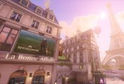 Blizzard Reveals Paris Map For Overwatch
