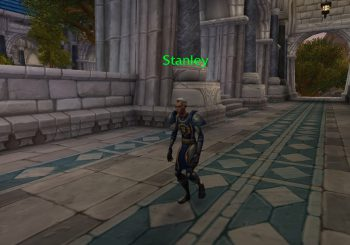 Blizzard Pay Tribute To Stan Lee With World Of Warcraft NPC
