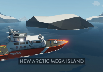 Stormworks: Build and Rescue releases The Arctic update