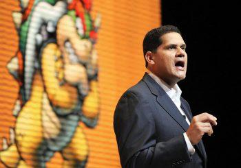 Nintendo's Reggie Fils-Aime to retire in April