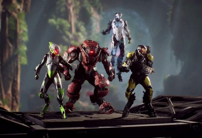 Can Anthem Bring Back BioWare?