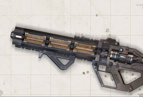 Apex Legends Adds New Havoc Energy Rifle