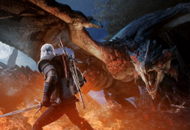The Witcher 3 Themed Monster Hunter World DLC Is Available Now