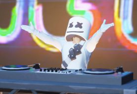 Fortnite Marshmello gig beats concurrent player record