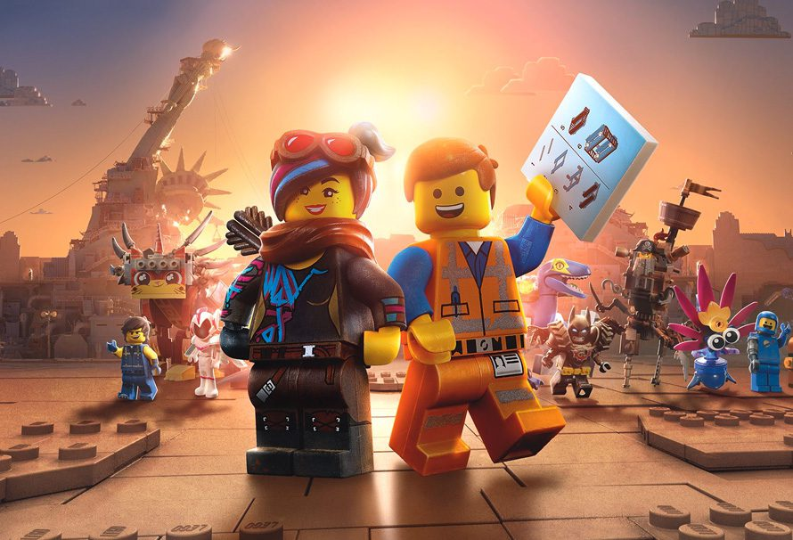 The LEGO Movie 2 Videogame Interview