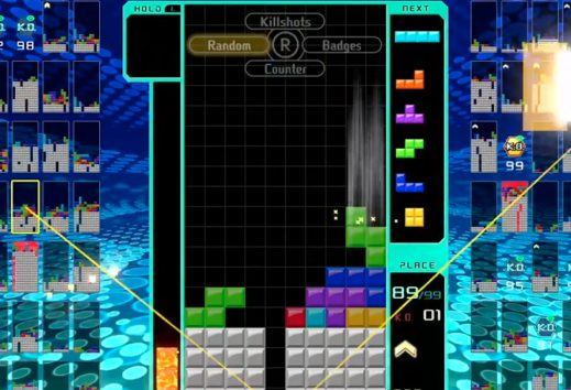 Tetris 99 Brings Battle Royale To The Iconic Puzzler
