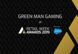 Green Man Gaming Finalist in Retail Week Awards 2019