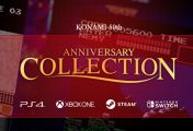 Konami marks 50th anniversary with Castlevania, Contra and Arcade Classics collections