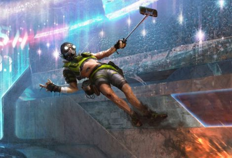 Apex Legends Set For Second New Character During Season 1