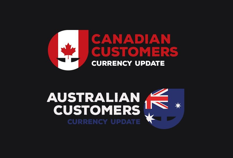 Canadian and Australian currencies added to Green Man Gaming