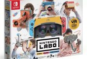 New Labo kit brings VR to Nintendo Switch