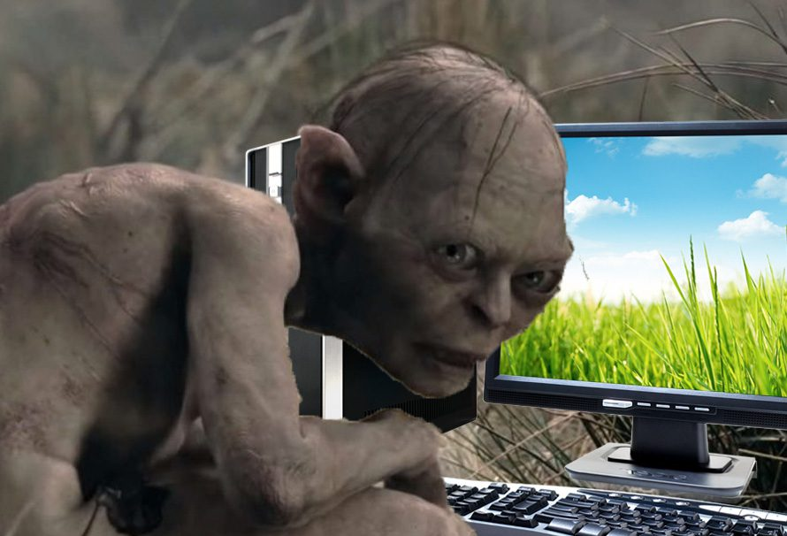 New Lord Of The Rings Game In Development Starring Gollum