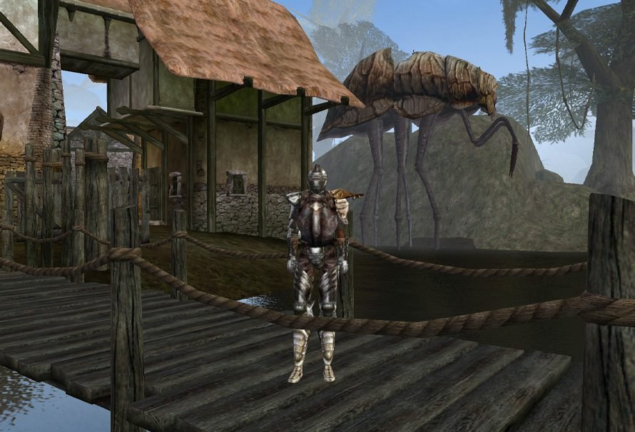 Elder Scrolls at 25 – Why Morrowind is important