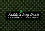 Paddy's Day Deals - Top Picks
