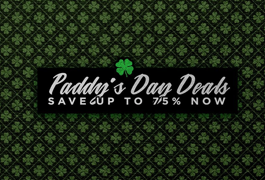 Paddy's Day Deals – Top Picks