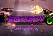 Stainless Games and GMG Publishing announce ShockRods