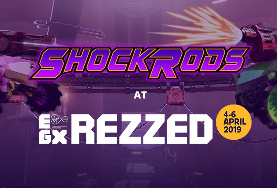 Rezzed 2019 – Come see ShockRods