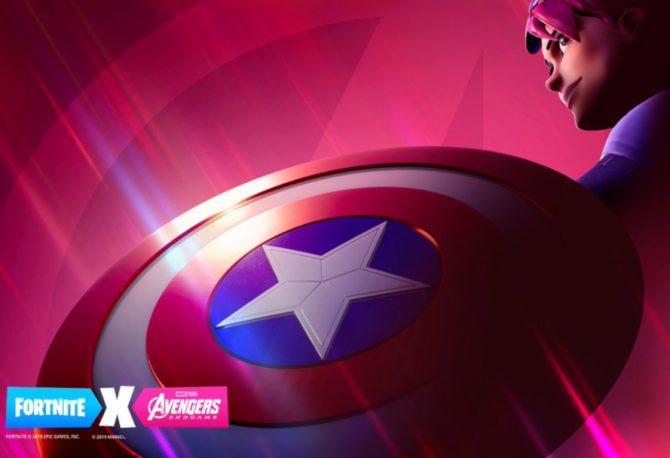 Avengers: Endgame event heads for Fortnite