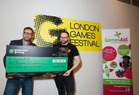 Green Man Gaming raises over £30,000 for GamesAid