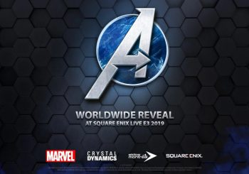 Avengers #REASSEMBLE Game Reveal E3 2019