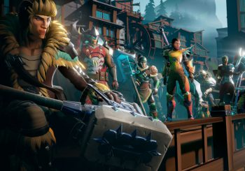 Free-to-play Dauntless passes five million players