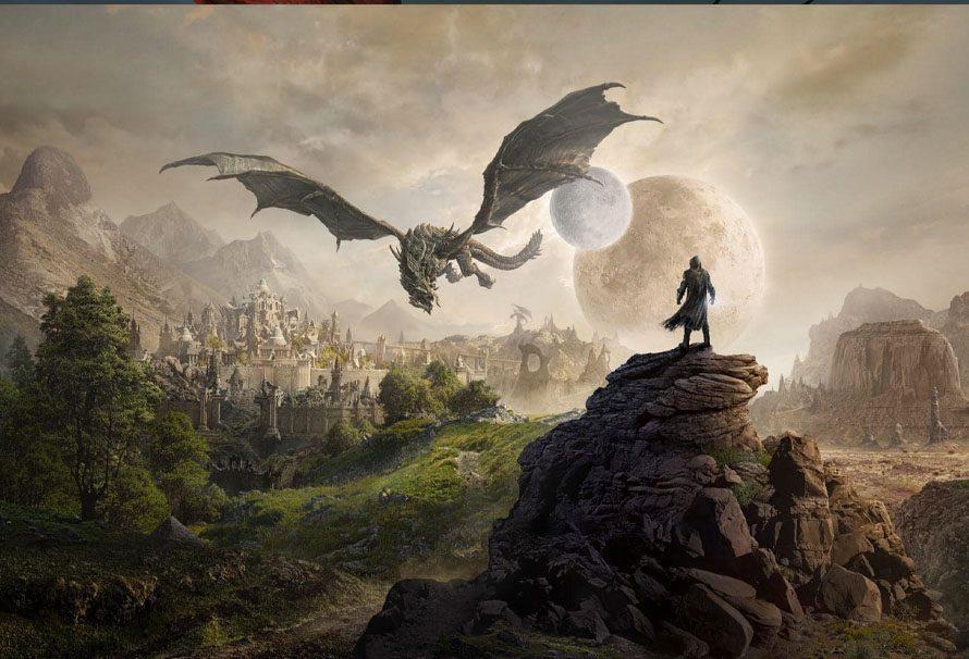 Heading Elsweyr: The weirdness of the Elder Scrolls