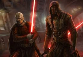 Knights Of The Old Republic Movie almost has a script